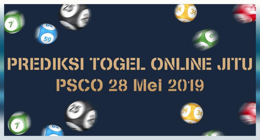Prediksi Togel Online Jitu PSCO 28 Mei 2019