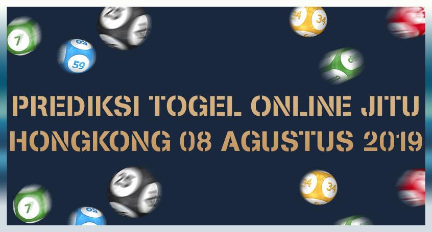 Prediksi Togel Online Jitu Hongkong 08 Agustus 2019